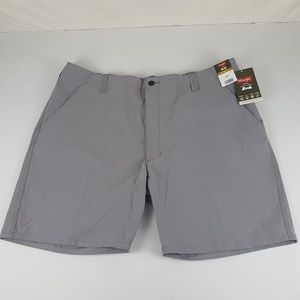 Wrangler Outdoor Performance Size 42 Gray Shorts